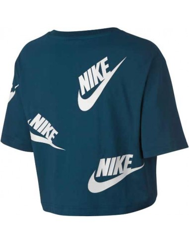 top Nike bleu Women's nike sportswear top 928688-474