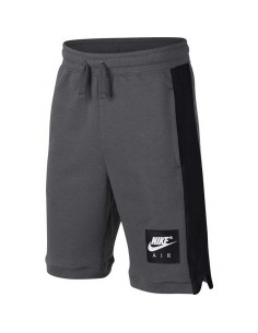 short enfant nike gris Boys' nike air shorts 903659-021