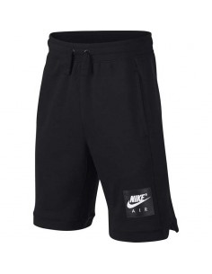 short enfant nike noir Boys' nike air shorts 903659-010