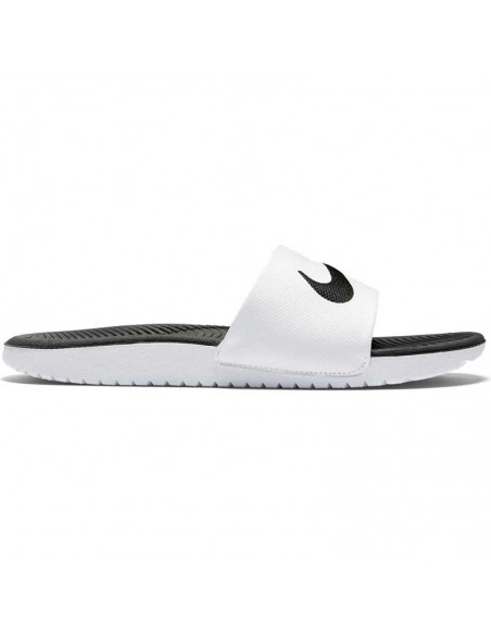 Boys' nike kawa (gs) slide 819352-100