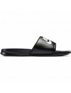 "Men's nike benassi ""just do it."" sandal 343880-090"