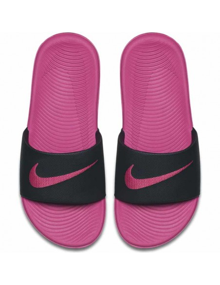 tong enfant nike rose Girls' nike kawa (gs/ps) slide 819353-001