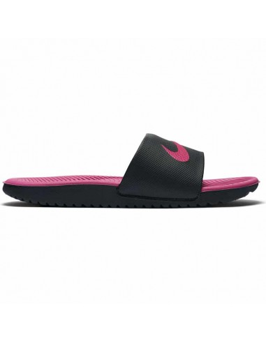 claquette enfant nike rose Girls' nike kawa (gs/ps) slide 819353-001