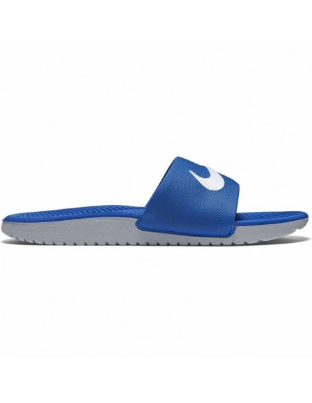 Boys' nike kawa (gs) slide 819352-400