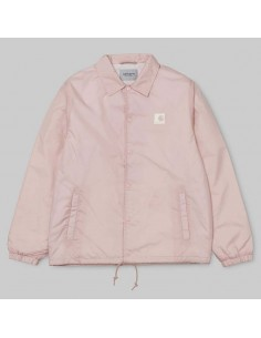 Veste homme Carhartt rose Sports coach jacket