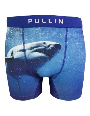 calecon homme Pullin Boxer fashion 2 sharky