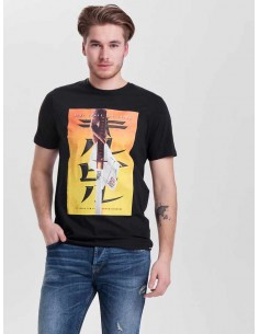 Onskill bill photo fitted tee