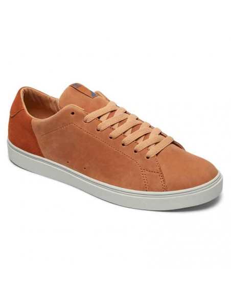 basket homme Dc SHOES camel Reprieve se