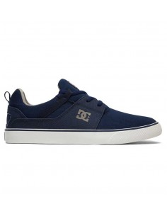 skate shoes homme DC SHOES bleu Heathrow vulc tx