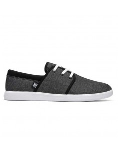 skate shoes homme DC SHOES gris Haven tx se ADYS700059-DGB