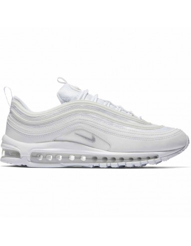 sneaker homme Nike blanc Men's nike air max 97 shoe 921826-101