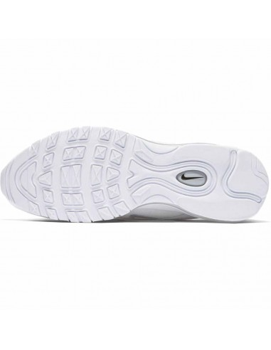 sneaker Nike blanc Men's nike air max 97 shoe 921826-101