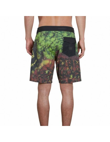 short homme Volcom multi Chill out stoney