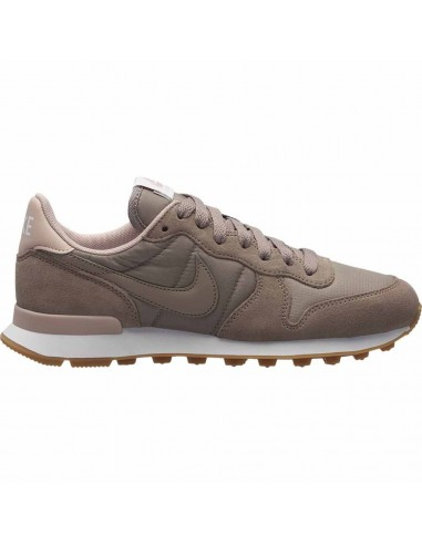 sneaker femme Nike marron Nike internationalist women's shoe