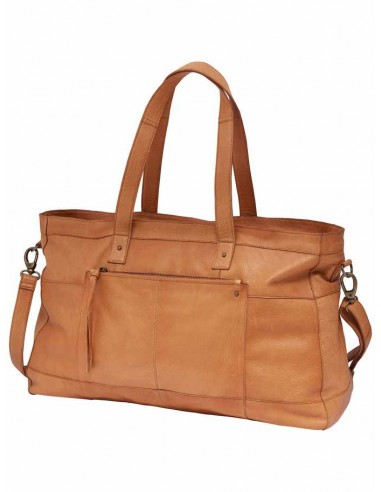 sac femme Only marron Onlbust leather travel bag acc