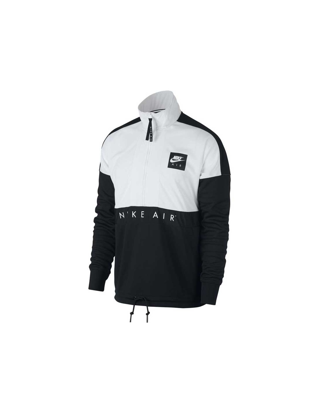 Whiteblackwhite Sportswear Men's Sweat 100 Nike Top 918324 PYxqZvx