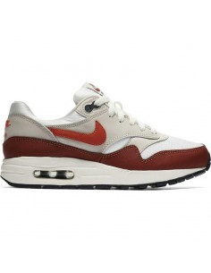 Boys' nike air max 1 (gs) shoe 807602-103