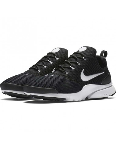 basket homme Nike noir Men's nike presto fly shoe 908019-002