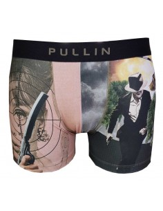 calecon homme Pull in Boxer master goldeneye