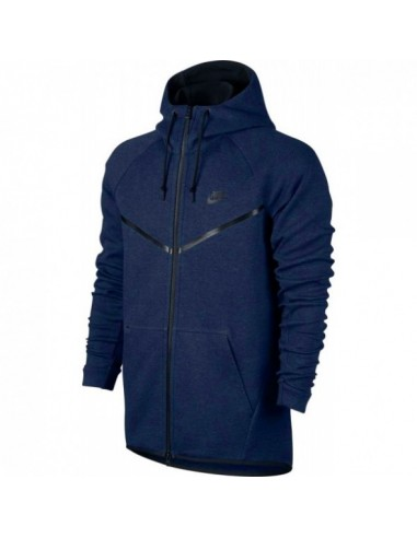 MEN'S NIKE SPORTSWEAR TECH FLEECE WINDRUNNER HOODI 805144-451