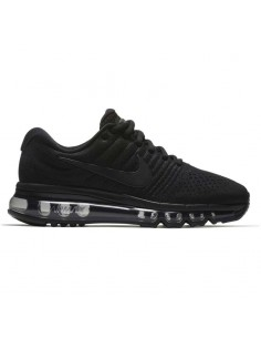 sneaker enfant nike noir Boys' nike air max 2017 (gs) running shoe 851622-004