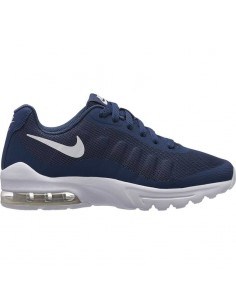 sneaker enfant nike bleu Boys' nike air max invigor (gs) shoe 749572-407