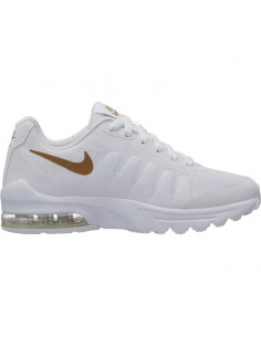 sneaker enfant nike blanc Boys' nike air max invigor (gs) shoe 749572-100