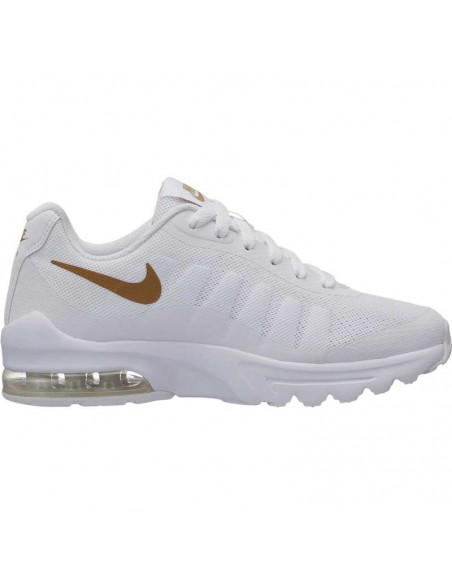 Boys' nike air max invigor (gs) shoe 749572-100