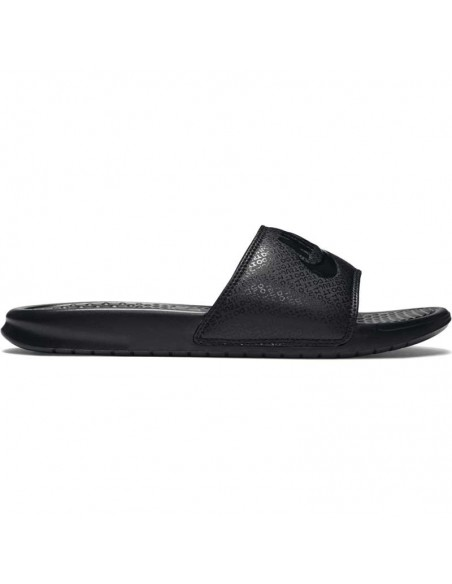 "Men's nike benassi ""just do it."" sandal 343880-001"
