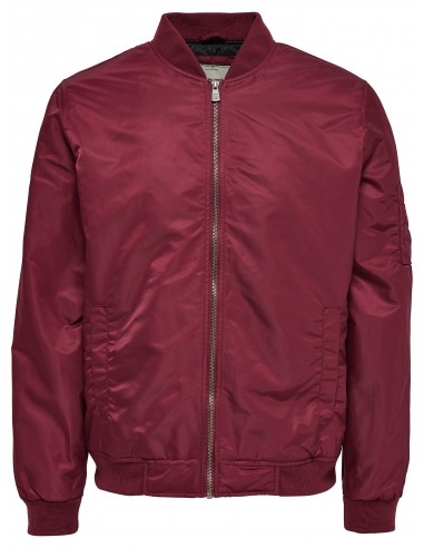 Onsabas jacket bordeaux