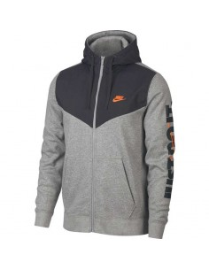 Men's nike sportswear jdi fleece full-zip hoodie 931900-063