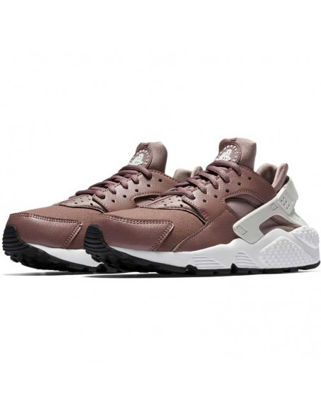 basket  enfant nike bronze Nike air huarache run 634835-203