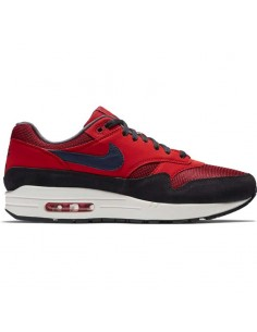 sneaker homme nike rouge Men's nike air max 1 shoe AH8145-600