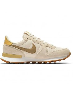 sneaker femme nike beige Nike internationalist women's shoe 828407-209