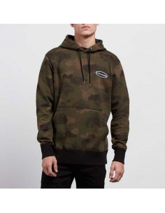 sweat capuche homme Volcom camo Shop p/o