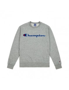 sweat col rond homme Champion gris Crewneck sweatshirt - 212428