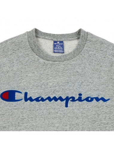 sweat Champion gris Crewneck sweatshirt - 212428