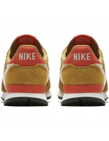 chaussure femme nike orange Nike internationalist women's shoe 828407-207