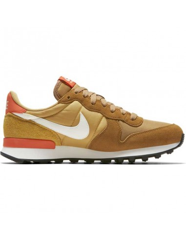 sneaker femme nike orange Nike internationalist women's shoe 828407-207