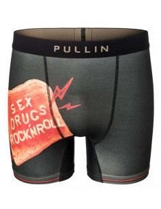 calecon homme Pull-in noir Boxer fashon 2 zeppelin