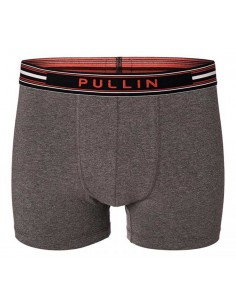 calecon homme Pull-in gris Boxer master coton greystrip