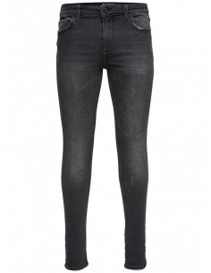 jean's homme Only&sons noir Onswarp black washed ld pk 0899 noos
