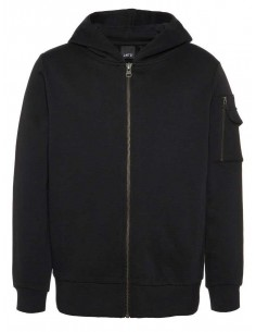 Nlmlucas ls sweat card w hood