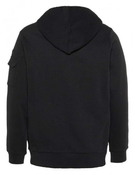 sweat enfant Name It noir Nlmlucas ls sweat card w hood