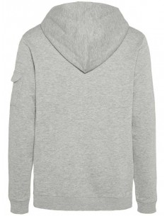 sweat zip enfant Name It gris Nlmlucas ls sweat card w hood