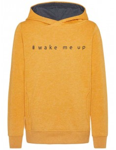 sweat capuche enfant Name It jaune Nkmlasvegas bru swe w hood