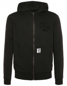 Nlmlucaslee ls sweat card w hood