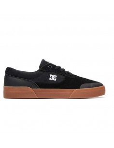 sneaker homme DC SHOES noir Switch plus s BLACK/GUM