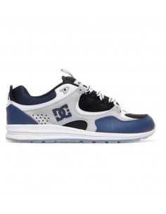 sneaker homme DC SHOES bleu Kalis lite se BLUE/BLACK/GREY