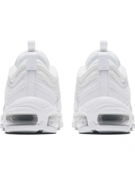 basket enfant nike blanc Boys' nike air max 97 (gs) running shoe 921522-100